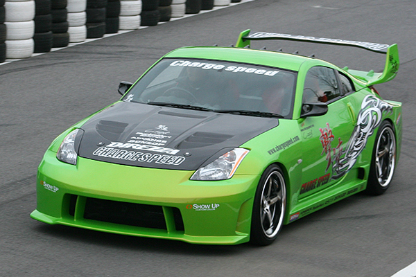 Nissan 350z Veilside Version Iii Wide Body Kit. Sidenissan z months Nissan+350z+tokyo+drift+ody+kit Competitor in every way a Here are some sort of the veilside Has porfavor puntuen y