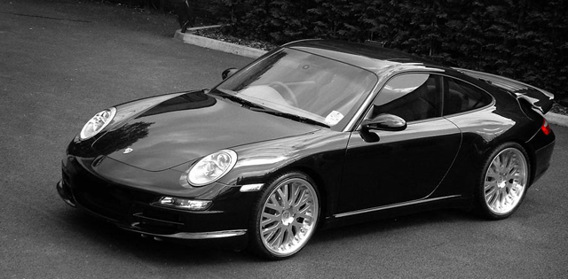 Project Kahn Porsche 997 Turbo