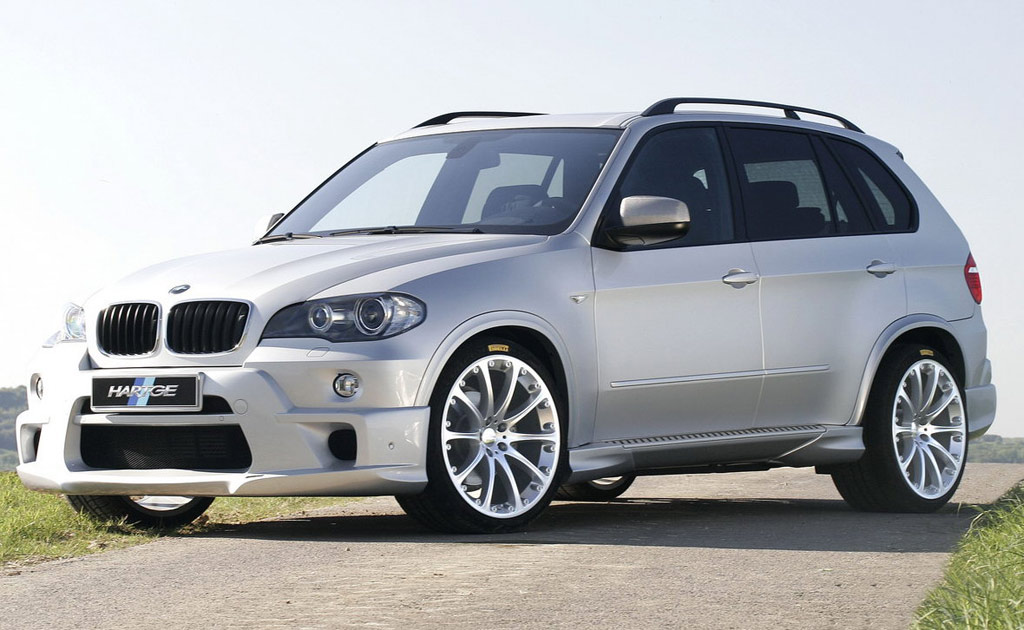 hartge bmw x5 More power with less fuel in the new diesel engine of the New BMW X5 model 2012